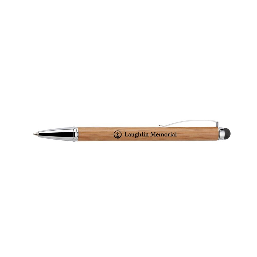 Eco-Friendly Bamboo Mini Stylus Pen