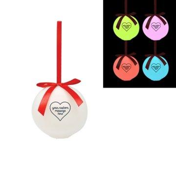 Glowing Ornament Bulb