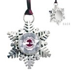 One-of-a-Kind Snowflake Ornament