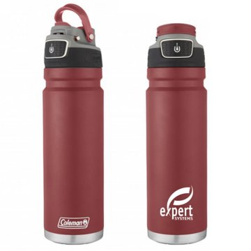 Coleman® 24oz Freeflow Stainless Steel Hydration Bottle