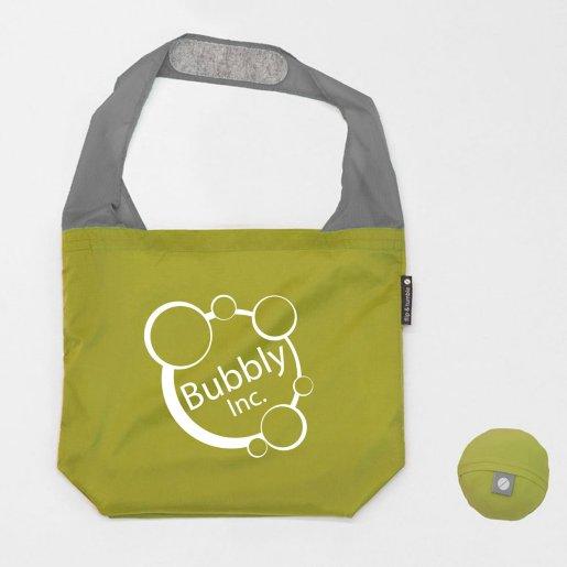 Flip and Tumble® Stash-Away Reusable Tote Bag
