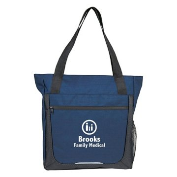 Stay Organized Zippered Tote