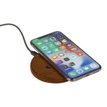 Real Wood Wireless Charging Pad