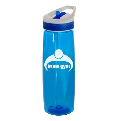 28 oz Tritan™ Wave Water Bottle
