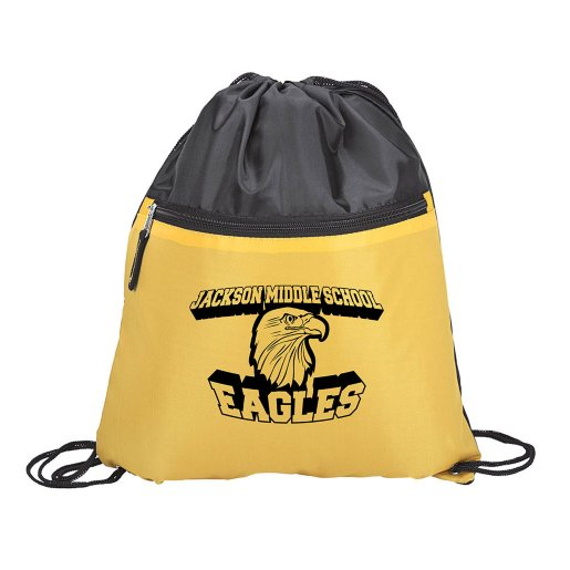 Active Life Drawstring Bag