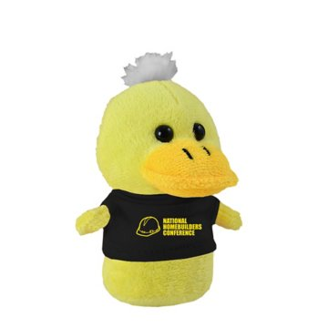 Shorties Desktop Duck Stuffed Animal