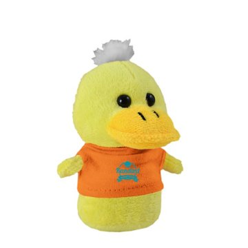 Shorties Desktop Duck Stuffed Animal