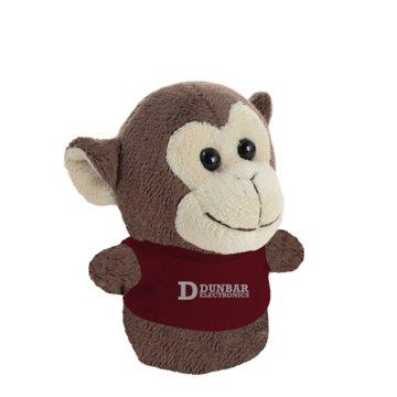 Shorties Desktop Monkey Stuffed Animal