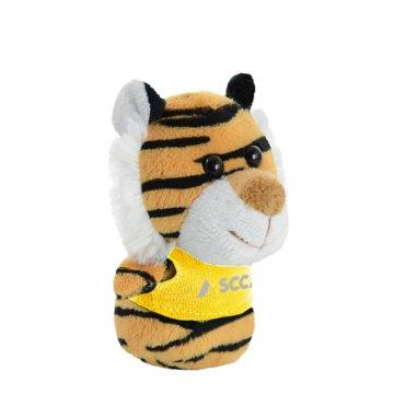 Shorties Desktop Tiger Stuffed Animal