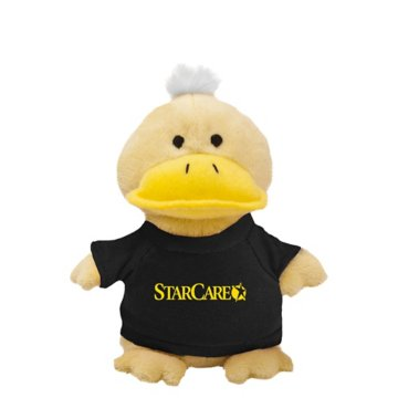 Bean Bag Buddies Duck Stuffed Animal