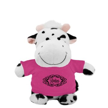 Bean Bag Buddies Cow Stuffed Animal