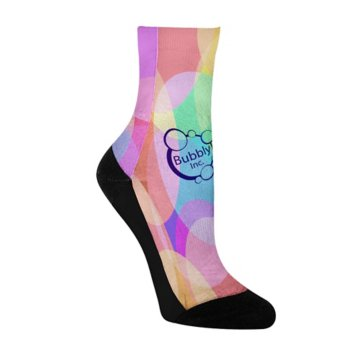Dye Sublimated Socks (Pair)