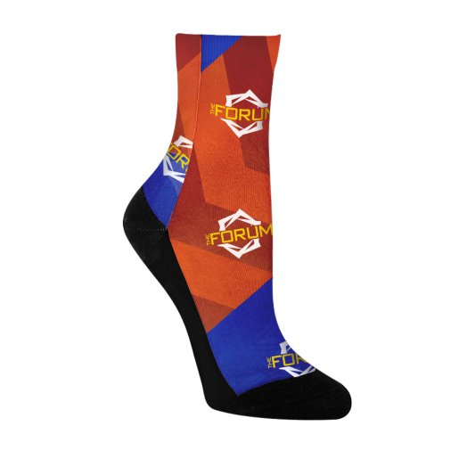 398f8989bbb4 Dye Sublimated Socks (Pair)
