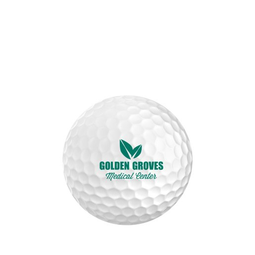 Value White Dozen Golf Balls