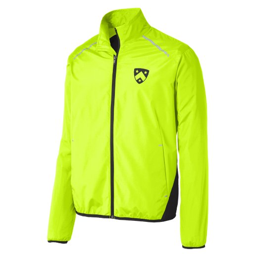 Port Authority® Zephyr Reflective Hit Full-Zip Jacket