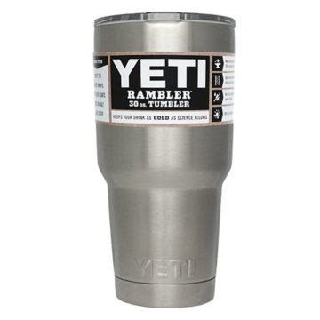 Customized Yeti - 30 oz Rambler Tumbler