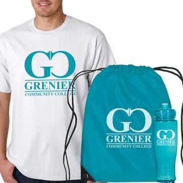 T-Shirt Swag Bag - Adult