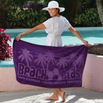 10 lb./doz. Color Beach Towel