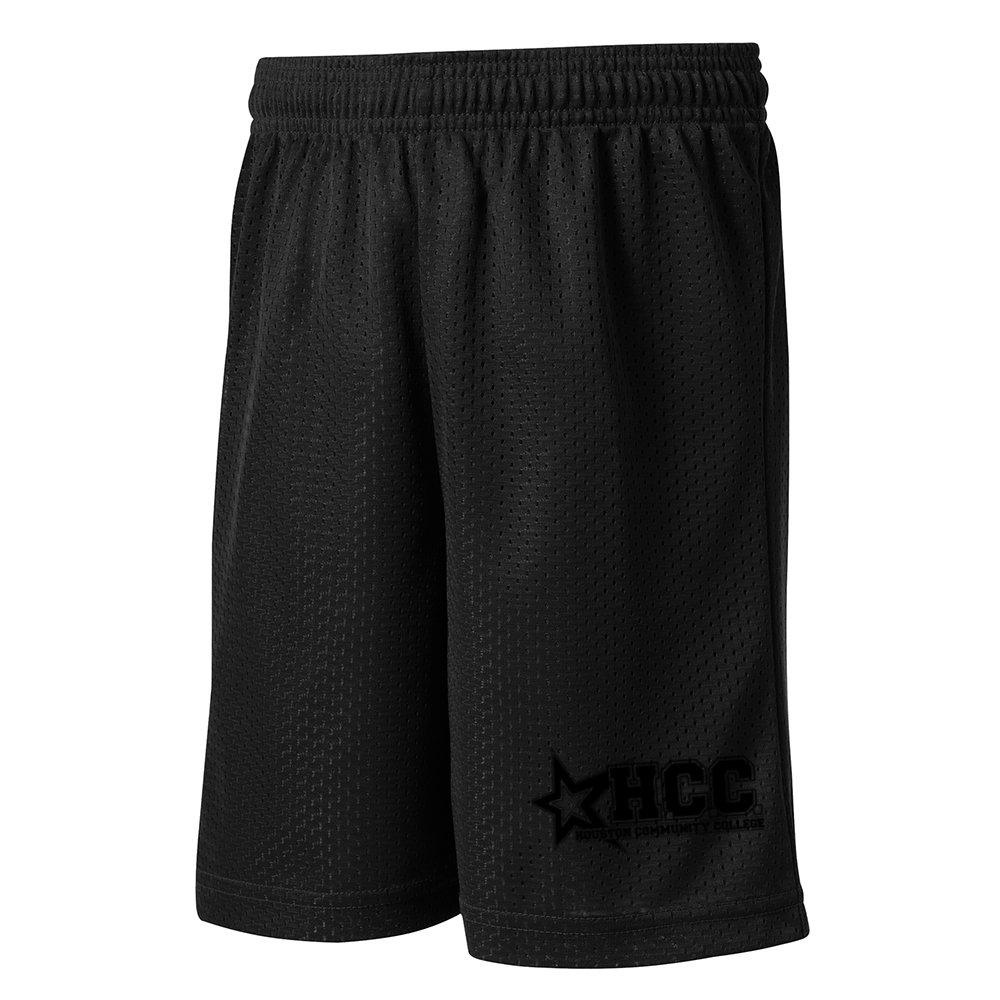 Sport Tek Classic Mesh Youth Shorts