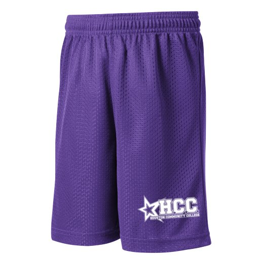 Sport Tek Classic Mesh Youth Shorts