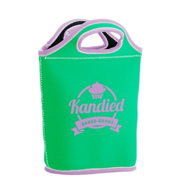 Neoprene Jumbo Lunch Cooler