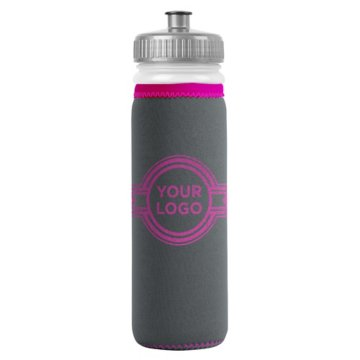 Neoprene Sports Bottle Cooler