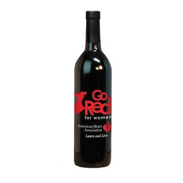 Cabernet Wine Bottle