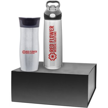 Contigo Tumbler & Water Bottle Gift Set