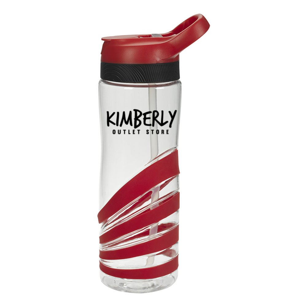 Banded Grip Water Bottle