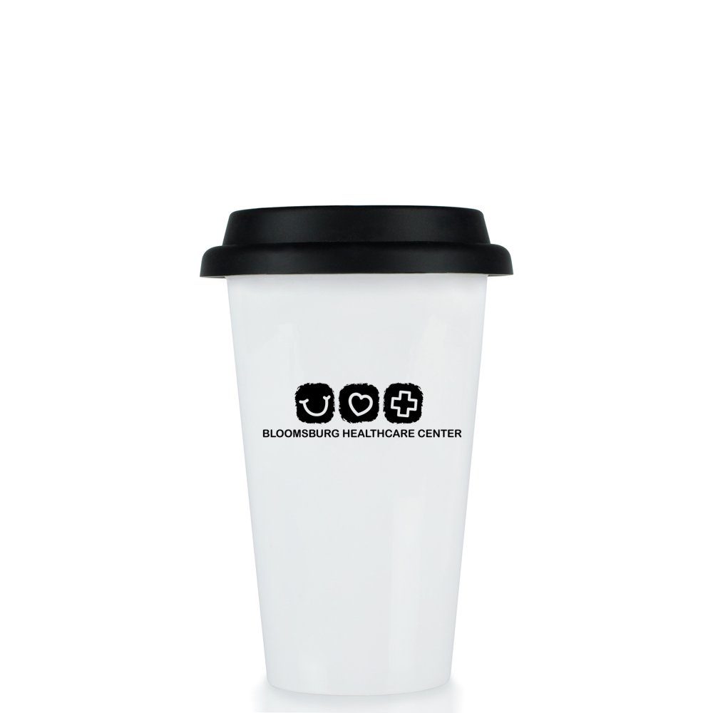 Ceramic To-Go Cup