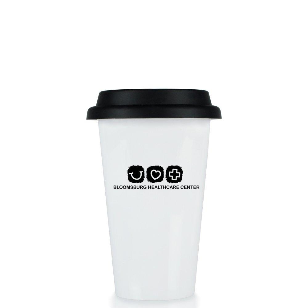 Ceramic To-Go Cup