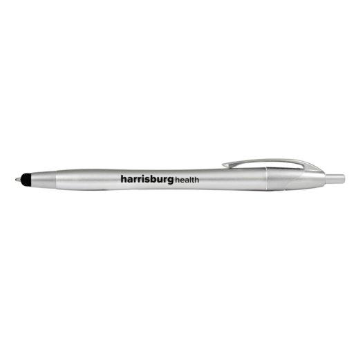 Sleek Silver Stylus Pen
