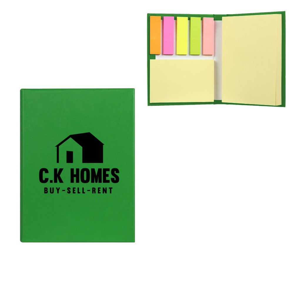 Mini Sticky Note Booklet