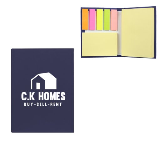 Mini Sticky Note Booklet