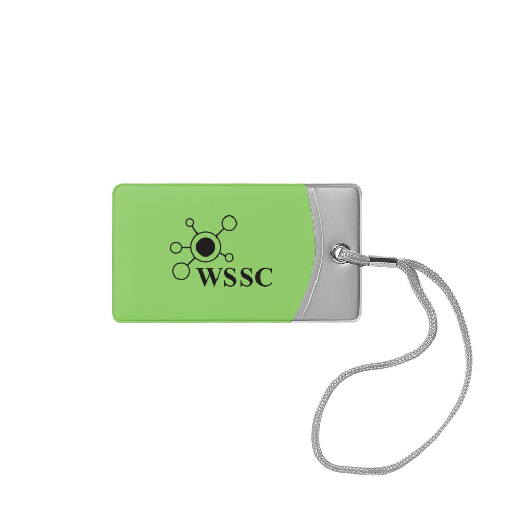 Durable Luggage Tag