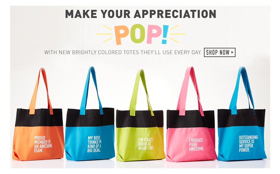 Make Your Appreciation POP!