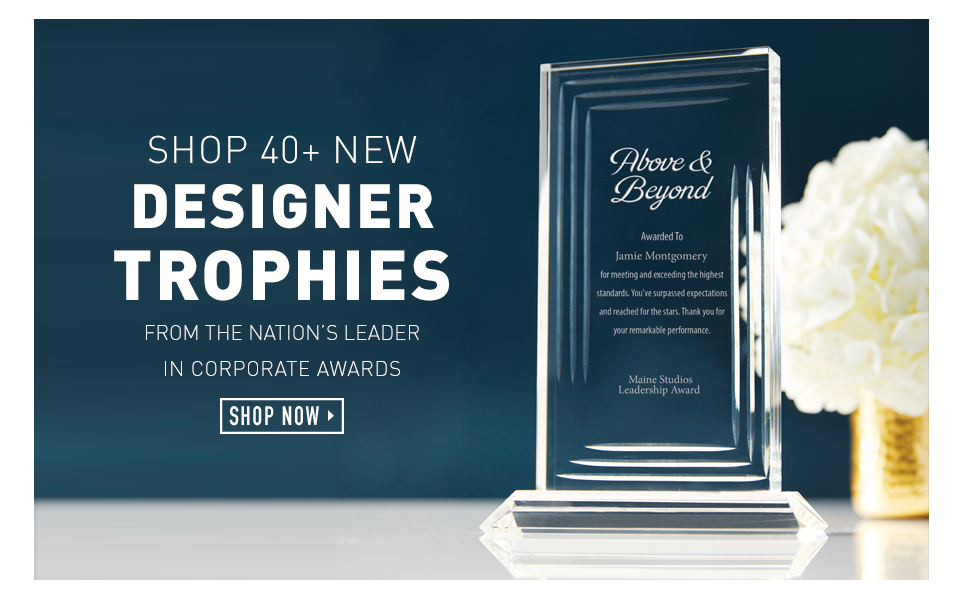 Shop 40+ New Designer Trophies
